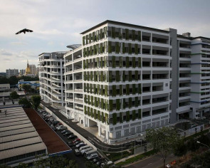 Sin Ming Industrial Estate tenants to move to new complex