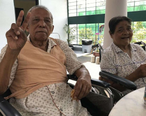 No bed at the nursing home, so couple forced to stay apart
