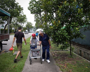 An insight into Singapore's first home for people with dementia