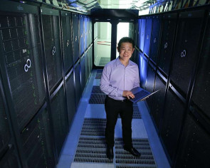 New supercomputer transforming research
