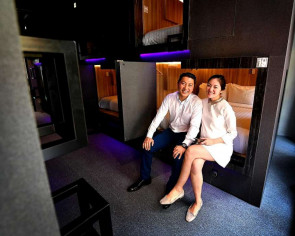 Room for more 'luxury hostels' in Singapore