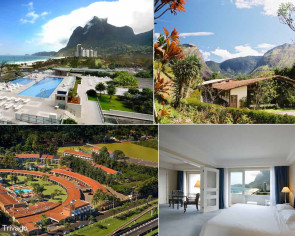 Top hotels and resorts where World Cup teams are staying at