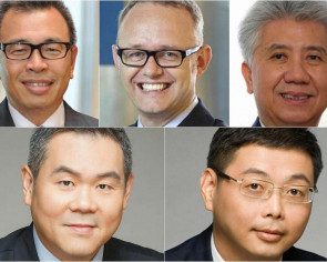 Top insurance firms see senior execs move