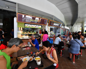 If Singapore's 'Unesco' food hawkers are so good, why pay them so little?