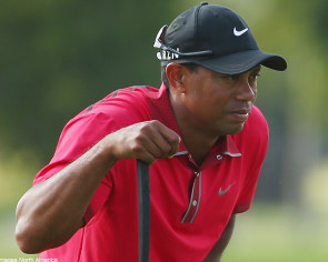 Golf: Tough day for Tiger at TPC Sawgrass