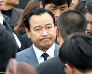 Opposition presses Saenuri for Korean PM removal