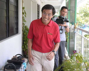SDP's Chee Soon Juan: He aims to visit every flat