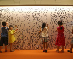 Bringing arts and culture to more pre-schoolers