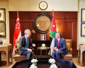 S'pore, Jordan eye closer economic ties