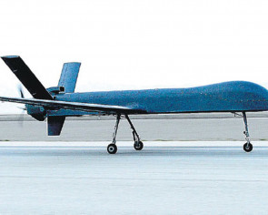 Demand spikes for China's drones