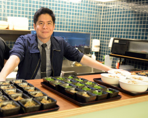Before I Was Boss: Standing Sushi Bar owner had sauce packets thrown at him