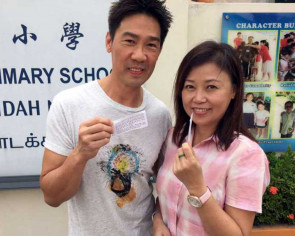 Actor Edmund Chen files police report, after giving $10,000 to woman who 'abused his trust'