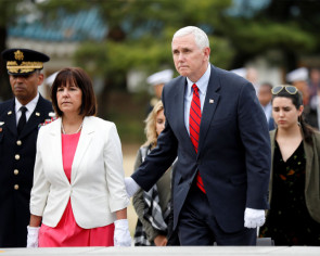 US vice president arrives at Seoul amid heightened tension