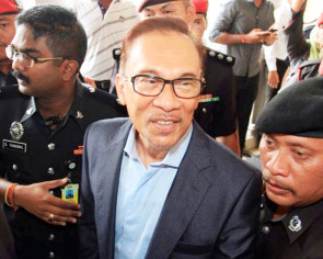 Anwar's lawyer said he will not be released today