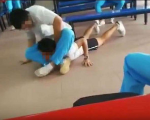 2 students filmed fighting in video disciplined and counselled: Hai Sing Catholic Secondary School