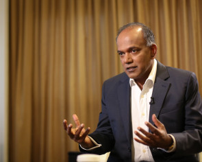 Lee Hsien Yang's suggestion of conflict of interest is 'ridiculous', says Shanmugam
