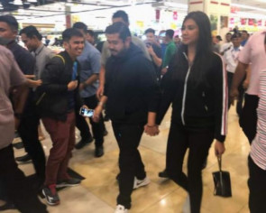 Johor Crown Prince spends over RM1 million to treat grocery shoppers