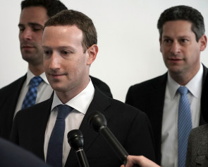 Zuckerberg testimony to Congress: 'My mistake, I'm sorry'