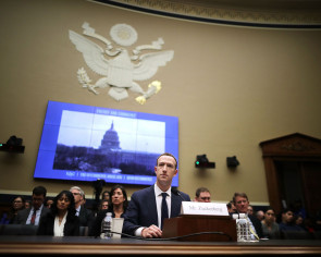 Zuckerberg defends Facebook business model