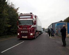 Northern Irish truck driver pleads guilty over deaths of Vietnamese in shipping container