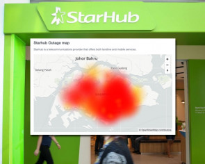 StarHub internet goes down at the worst possible time; no evidence of cyberattack
