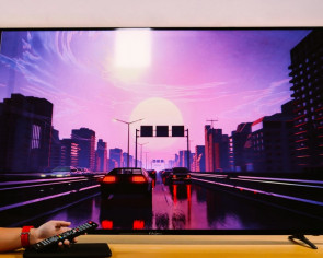Prism+ 55-inch 4K Smart TV: An economical way to upgrade your telly in this economy