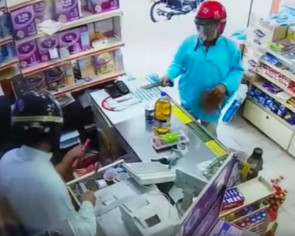 Viral video of supermarket robbery an incident which happened last year, say Malaysia police