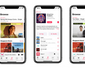 Apple Music is hosting a programme highlighting Singapore artists