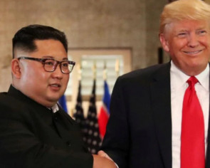 'I hope he's fine': Trump says he knows how North Korea's Kim Jong Un is doing