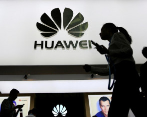How did the US and Huawei's relationship sour?
