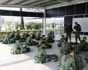 Coronavirus: Basic military training to be suspended for a month; recruits to stay home