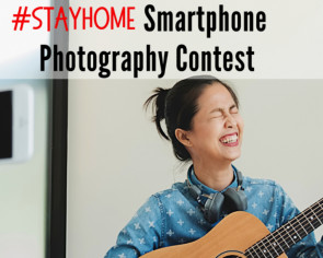 Circuit breaker: Join a #StayHome photography contest