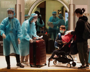 Coronavirus: Plan to isolate airport arrivals in hotel gets off to rocky start in Hong Kong with complaints of poor logistics, lax security