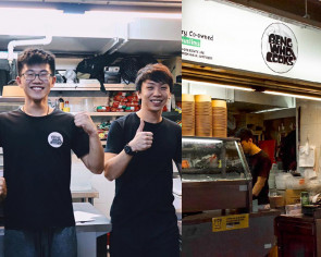 Bengs who care: Young hawkers serve up free meals for the hungry, turn down donations