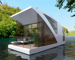 Just discovered floating hotels? Here are several to consider for your next holiday