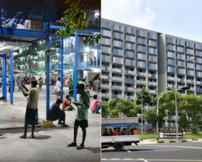 106 new Covid-19 cases in Singapore, 39 linked to known clusters at foreign worker dormitories
