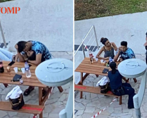 Couple seen kissing at Upper Boon Keng Rd fined $300 each for breaching safe distancing measures