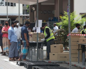 Some spreading fake news about foreign worker dorms to incite violence: Shanmugam