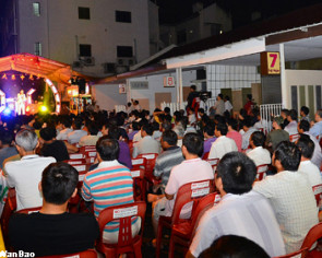 Getai loses its swing