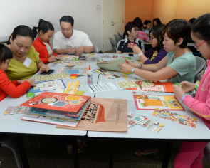 Young readers can tell their S'pore story in scrapbook