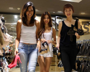 New Paper New Face girls pick shoes from New Look