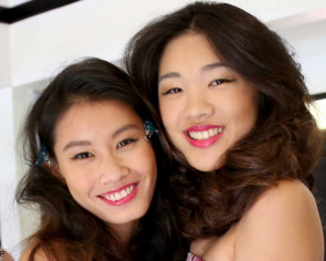 Sun, sand, 'cheese!': TNP New Face photoshoot