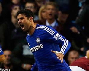EPL: In love with Costa