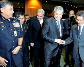 Malaysia will be upfront about security situation: DPM