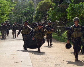 Philippine military ramps up Abu Sayyaf offensive