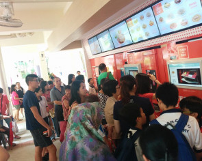 Taste test: Are Sengkang's vending machine meals worth the long queues?