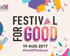 Singapore's only social enterprise Festival For Good returns this Saturday