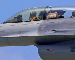Taiwan govt finds out why F-16 fighter pilot flew with boxes of mochi