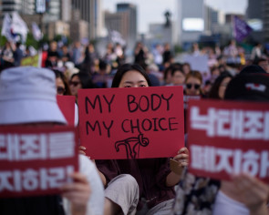 S. Korea doctors protest over tougher abortion restrictions