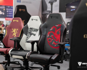 Temasek's Heliconia to invest millions in local gaming chair company Secretlab
